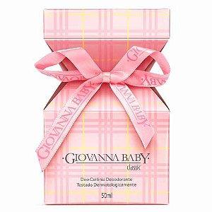 Deo Colônia Classic Giovanna Baby 50ml