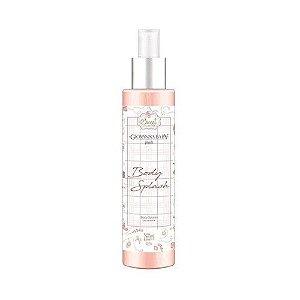 Body Splash Desodorante Corporal Peach Giovanna Baby 260ml