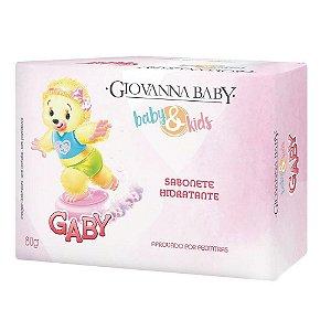 Sabonete Barra Classic Giovanna Baby e Kids Gaby 80g