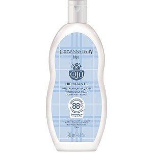 Loção Hidratante Blue Q10 Giovanna Baby 200ml