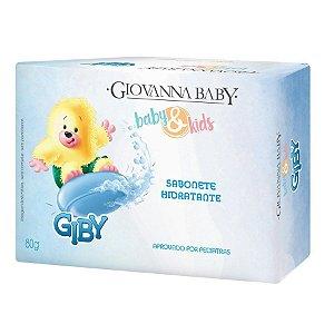 Sabonete Barra Blue Giovanna Baby e Kids Giby 80g
