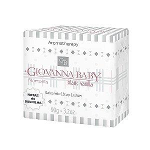 Sabonete Blanc Vanilla Moments Giovanna Baby 90g