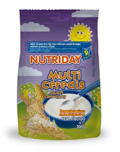 MINGAU MULTICEREAIS – NUTRIDAY