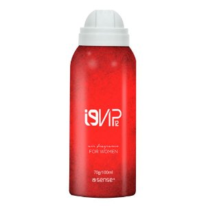 I9VIP AEROSSOL 12 – 100ML – PERFUME FOR WOMEN