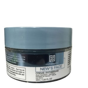 Creme Facial New's Face – Dia