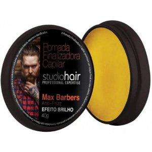 Pomada finalizadora St Hair - Max Barber