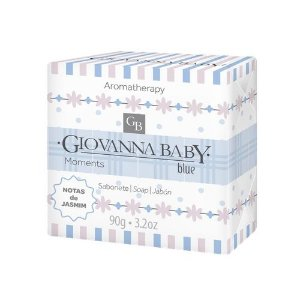 Sabonete Giovanna Baby Moments Blue 90g