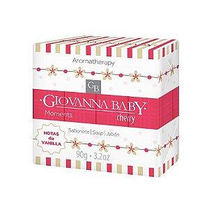 Kit Giovanna Baby Sabonetes Cherry