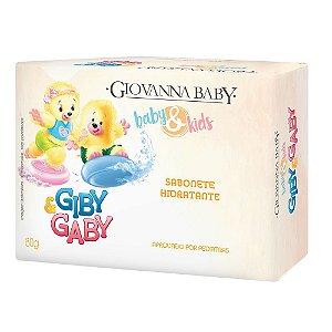 Sabonete Baby e Kids Giovanna Baby Giby e Gaby 80g