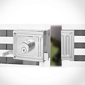 Fechadura Sobrepor - 0335 - caixa com 06 fechaduras