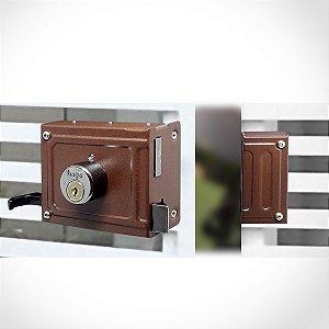 Fechadura Sobrepor - 0329 - caixa com 06 fechaduras