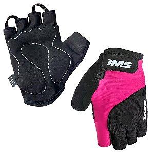Luva bike meio dedo IMS mtb/speed
