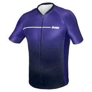 Camisa Bike Ciclista Mtb - IMS Milano azul