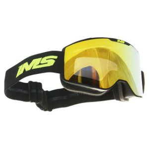 Óculos máscara Off-Road IMS Extreme lente espelhada antiembaçante e anti risco