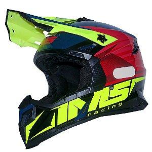 Capacete IMS Extreme - Motocross, enduro, trilha, bicicross