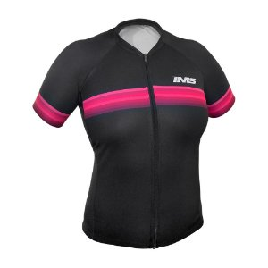 Camisa Bike Ciclista Mtb - IMS Ellite Rosa