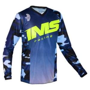 Camisa Off-Road IMS Army Camo