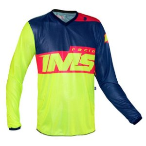 Camisa Off-Road IMS Army Fluor