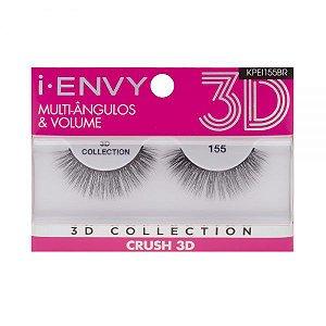 Cílios Ienvy Flash 3D Collection COD.KPEI155BR