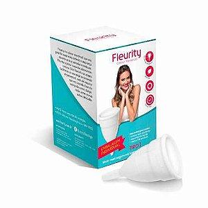 Coletor Menstrual Unitário Incolor Tipo 1