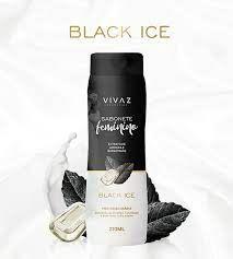 Sabonete Líquido Feminino Vivaz Black Ice 220ml