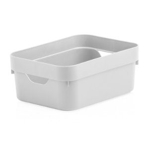 Caixa Organizadora Cube Mini Branco da OU