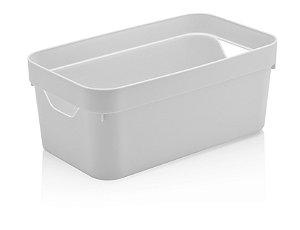 Caixa Organizadora Cube P Branco da Ou