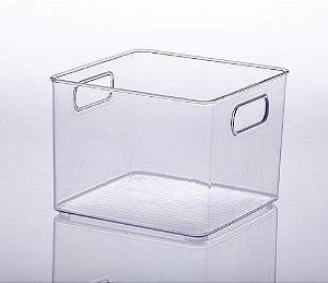 Organizador Modular Diamond 20x20x15cm Cristal