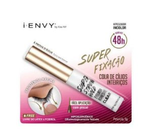 Cola Kiss Ny Ienvy Super Strong Hold Clear Cod.KPEG06BR