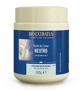 Banho de Creme Bio Extratus 500g Neutro