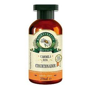 Condicionador Bio Extratus Botica 270ml Camomila