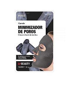 Máscara Facial Kiss Ny Carvão  Cod.KFMS01SBR
