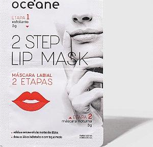 2 Step Lip Mask - Máscara Labial 2 Etapas Oceane
