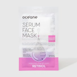Serum Face Mask - Máscara Facial com Retinol Oceane