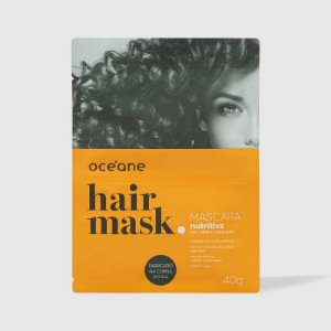 Hair Mask - Máscara Nutritiva para Cabelos Ressecados Oceane