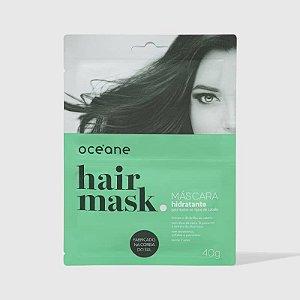 Hair Mask - Máscara Hidratante para Todos os Tipos de Cabelo Oceane
