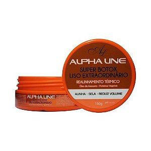 Super Botox Alpha Line Liso Extraordinário 150g