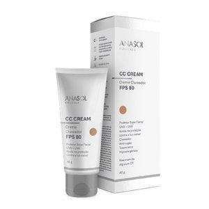 CC Cream Facial Anasol FPS 80 40g