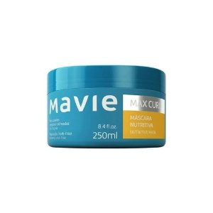 Máscara Mavie 250ml Max Curl
