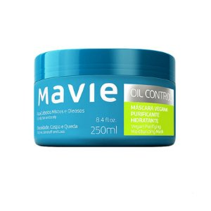 Máscara Mavie 250ml Oil Control
