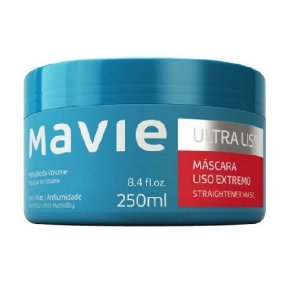 Máscara Mavie 250ml Ultra Liss