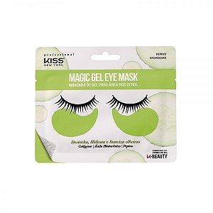 Máscara para área dos olhos  Kiss NY Magic Gel Eye Mask