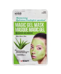 Máscara Facial Kiss Ny Magic Gel Aloe