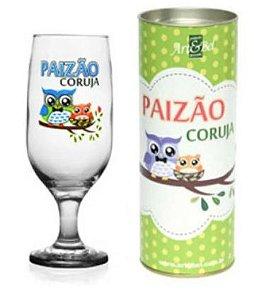 Taça floripa Paizão Coruja + Tubete