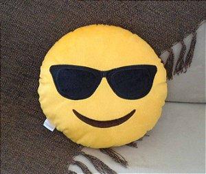 Almofada Emoji óculos de sol - Grande