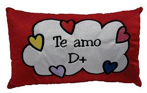 Almofada Te amo d +