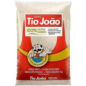 Arroz Tio João Tipo 1 1kg