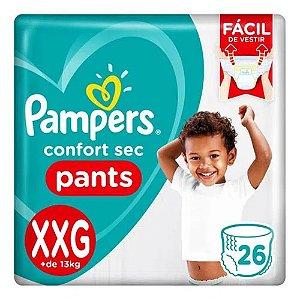 Fralda Descartável Pampers Pants