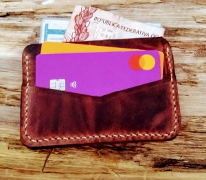 Carteira Slim Card 3