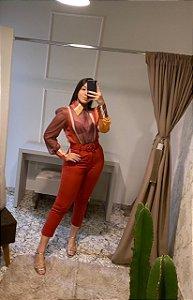 Camisa Moscato / Tamanho: M / Listrada
